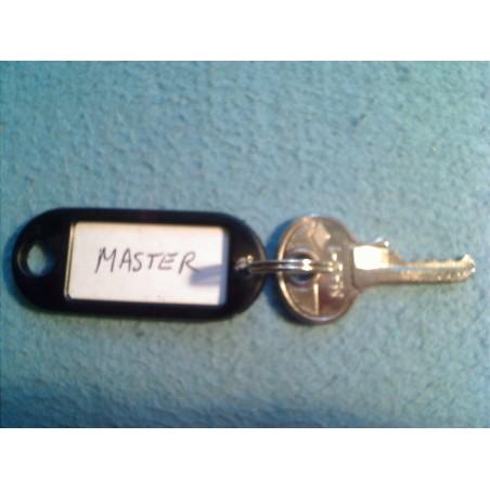 Master padlock, 4 pin M1
