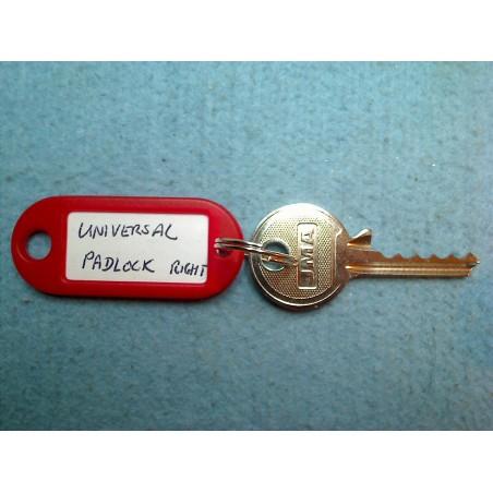 universal padlock