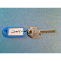 Chubb 6 pin bump key