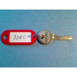 Asec 5 pin bump key