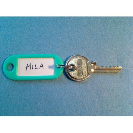Mila 5 pin bump key