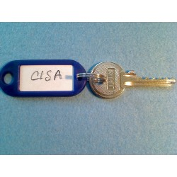 Cisa 5 pin bump key
