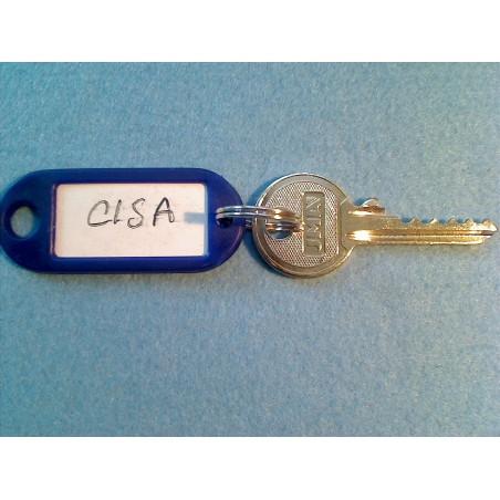 Cisa 5 pin bump key