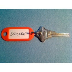 Schlage 5 pin bump key