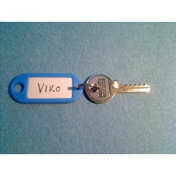 Viro 5 pin bump key