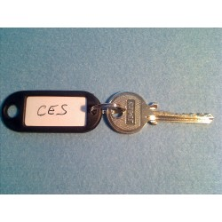 CES 6 pin bump key