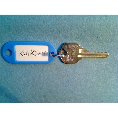 Kwikset 5 pin bump key