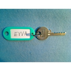Evva 5 pin bump key