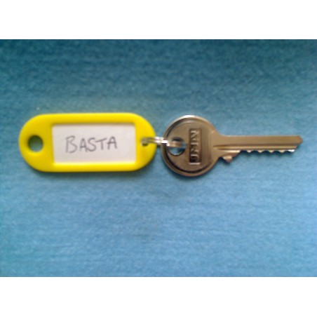Basta 5 pin bump key