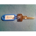 Roto 5 pin bump key