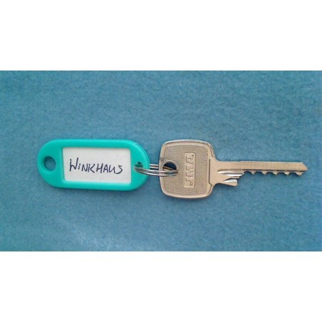 Winkhaus 5 pin bump key