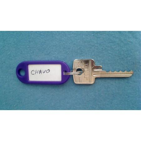 Chavo 5 pin bump key
