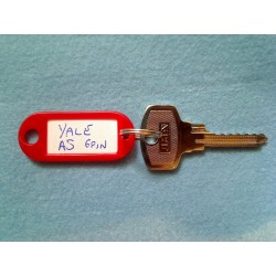 Yale Anti Bump, 6 pin bump key