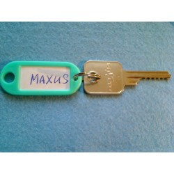 Maxus T10, 6 pin bump key