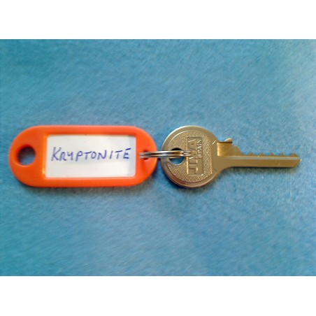 Kryptonite marine padlock, 5 pin bump key