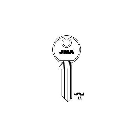 Yale 5 pin key blank, standard profile