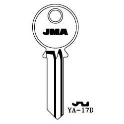 Yale 5 pin key, standard profile