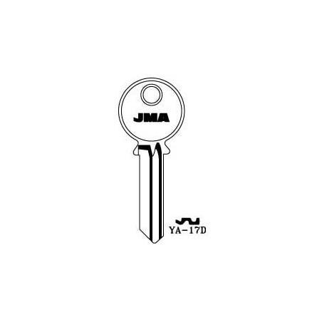Yale 5 pin key, standard profile