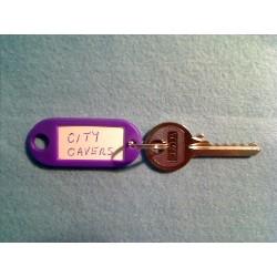 city cavers 5 pin bump key