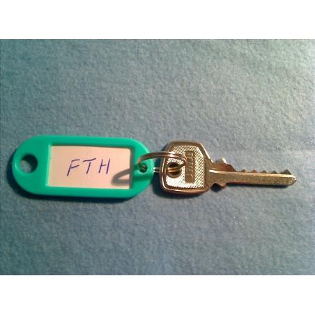 fth 5 pin bump key