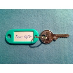 Abus 60/30 bump key, 4 pin