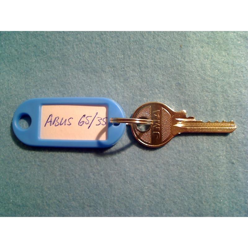 Abus 60/35 bump key, 4 pin