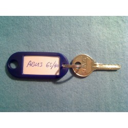 Abus 65/40 old style keyway bump key, 5 pin