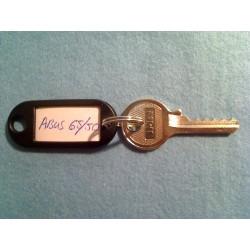 Abus 60/50 bump key, 5 pin