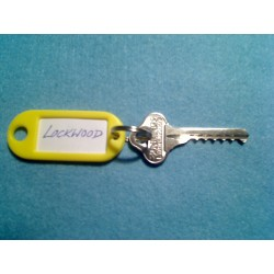 Lockwood 6 pin bump key