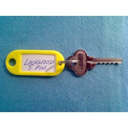 Lockwood 5 pin bump key