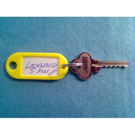 Lockwood 5 pin bump key