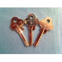 Lockwood 5 pin bump key set