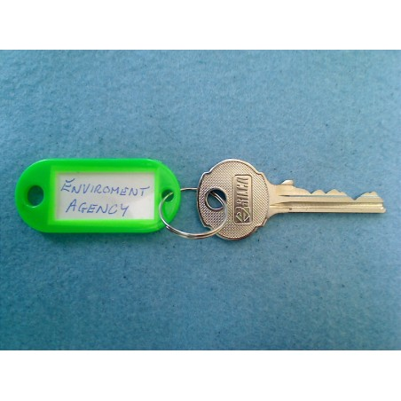 Enviroment Agency master key
