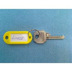 Lince bump key, 5 pin