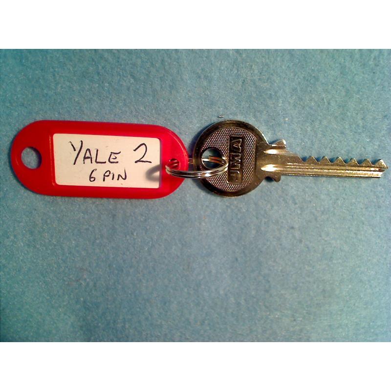 Yale 2, 6 pin