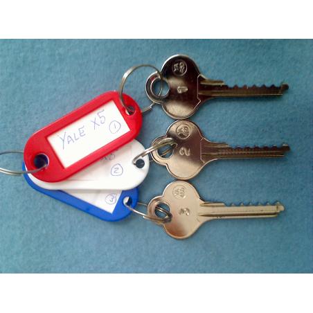 Yale 6 pin bump key set