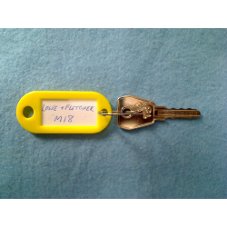 Lowe & Fletcher Master 18 series key