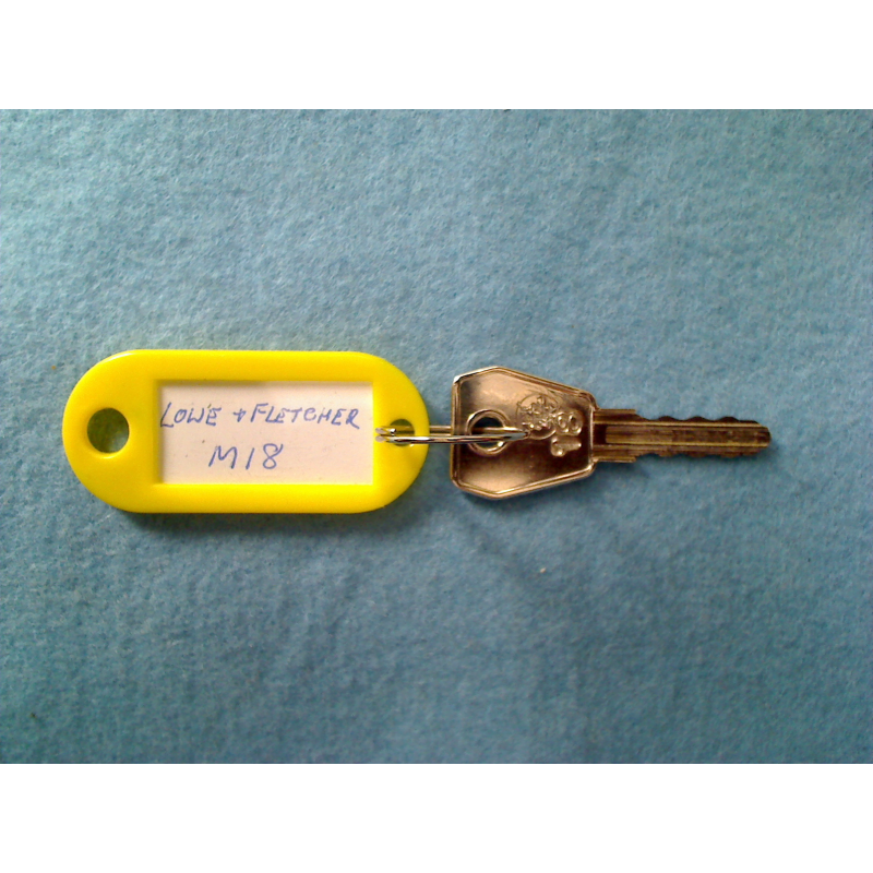 L&F M35 key
