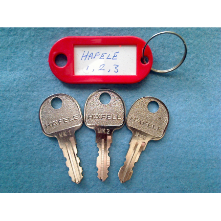 Hafele master key set