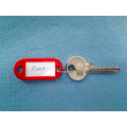 Ruko 5 pin bump key (RU-1D)