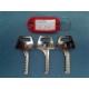 Ruko 6 pin bump key set