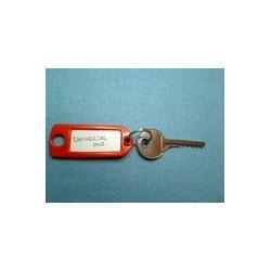 Universal bump key