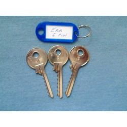 Era 6 pin bump key set (3...