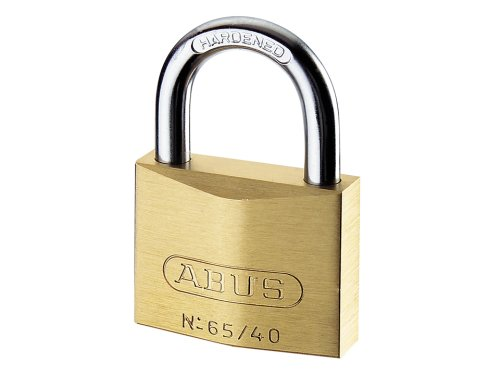 abus 65/40 padlock
