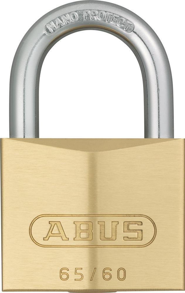 abus 65/60 padlock
